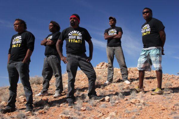 Tjamuku Ngurra - Tjintu Desert Band