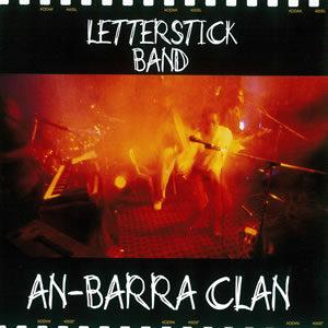 An-Barra Clan - Letterstick Band