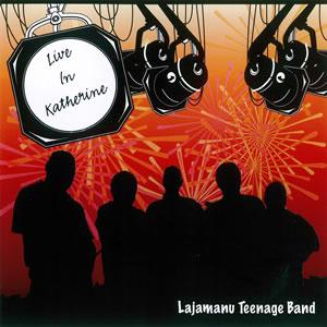 Live in Katherine - Lajamanu Teenage Band
