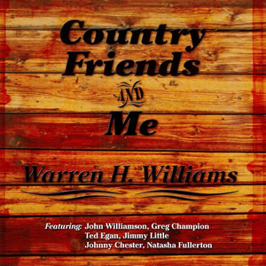 Country Friends and Me - Warren H Williams