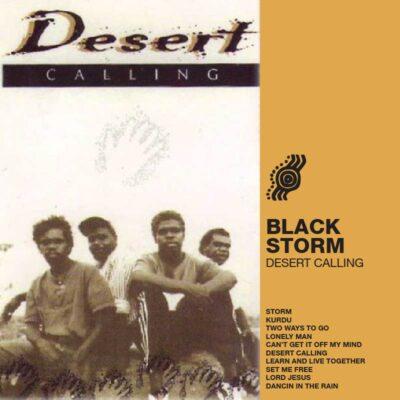 BlackstormDesertCalling